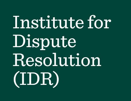 Institute for Dispute Resolution