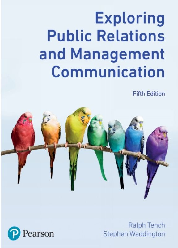 """The editor of eCCO Magazine would like to draw readers' attention to the article published by the EUPRERA. """"Definitive public relations textbook sets out bold ambition for professional development 5th edition 𝑬𝒙𝒑𝒍𝒐𝒓𝒊𝒏𝒈 𝑷𝒖𝒃𝒍𝒊𝒄 𝑹𝒆𝒍𝒂𝒕𝒊𝒐𝒏𝒔 𝒂𝒏𝒅 𝑴𝒂𝒏𝒂𝒈𝒆𝒎𝒆𝒏𝒕 𝑪𝒐𝒎𝒎𝒖𝒏𝒊𝒄𝒂𝒕𝒊𝒐𝒏edited by Ralph Tench and Stephen Waddington."""""""